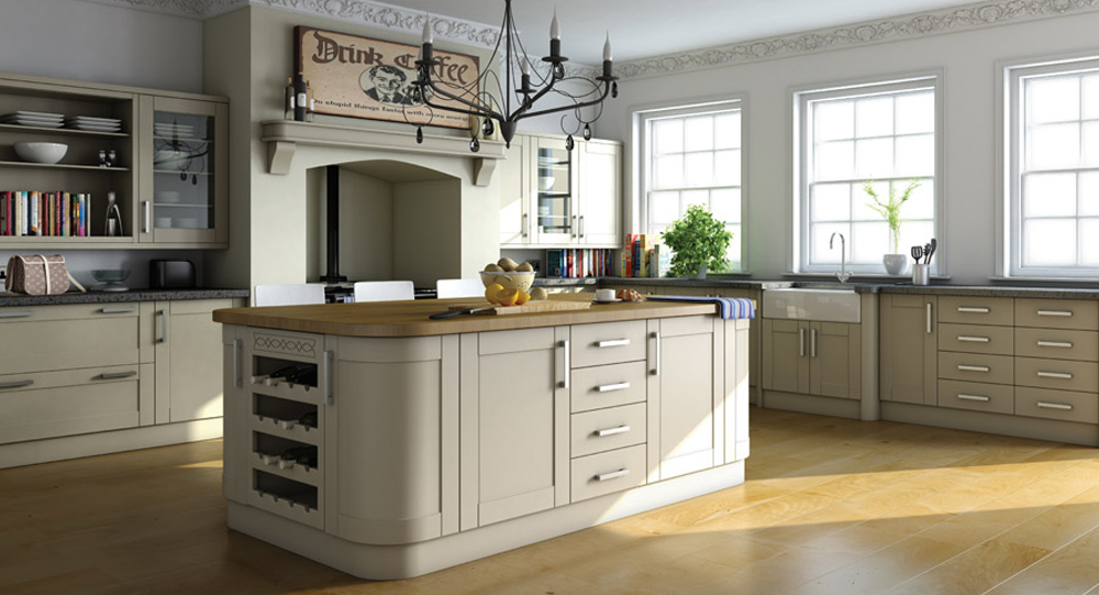 Hand Painted Kitchens - Any style, Any colour ...