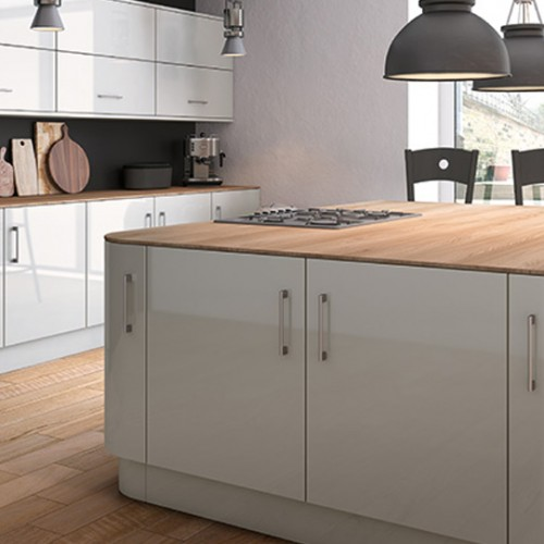German style – pear kitchen