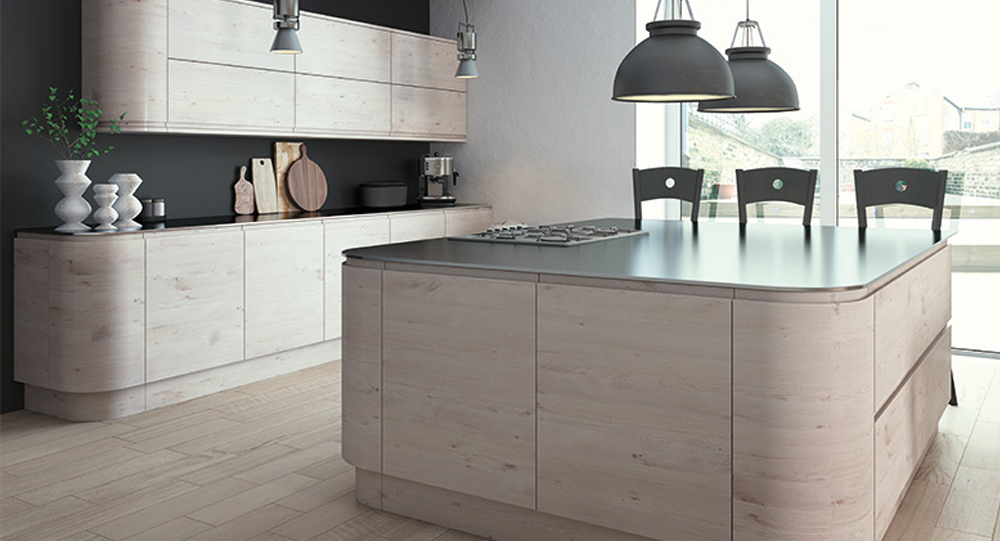 Hallmarks Handleless Kitchens Are 25 Cheaper Than Ikea And B Q It,Simple Beautiful Flower Pictures To Draw