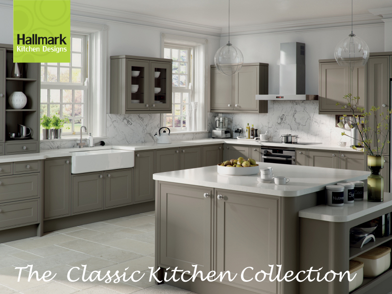 Classic kitchens so much choice with irresistible prices for Classic kitchen designs 2014