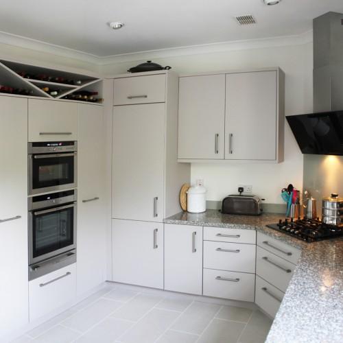 Royal Kitchen Design: Previous Kitchen Projects