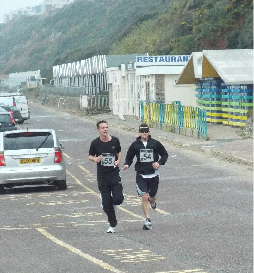 Dorset Blind Association Charity Run