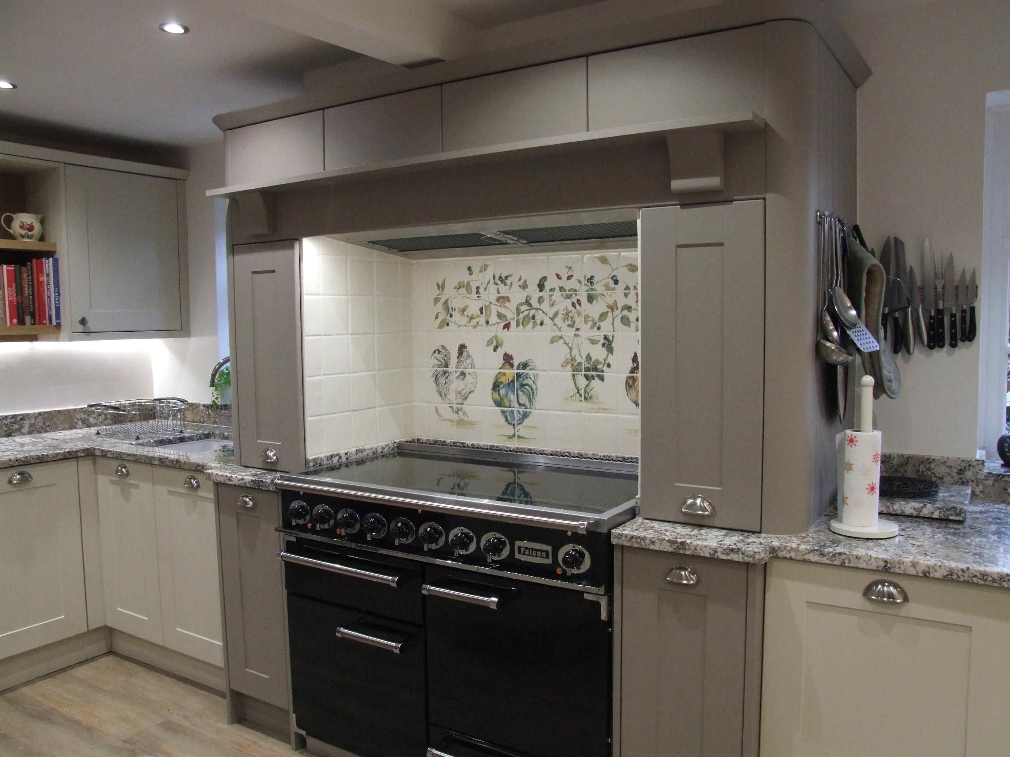 modern classic kitchen - hallmark kitchen designs