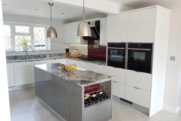 white-grey-gloss-kitchen-design
