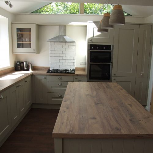 Previous Kitchen Projects